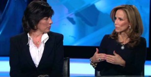 Christiane Amanpour Calls For Intervention In Syria