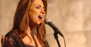 Christian Singer Julia Boutros Honors Hezbollah in Concert