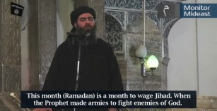 First Appearance of ISIS Caliph Abu Bakr Al Baghdadi (English Subtitles)